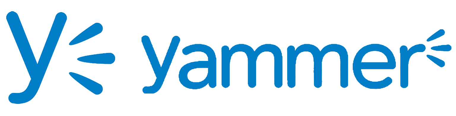 Image result for logo microsoft yammer